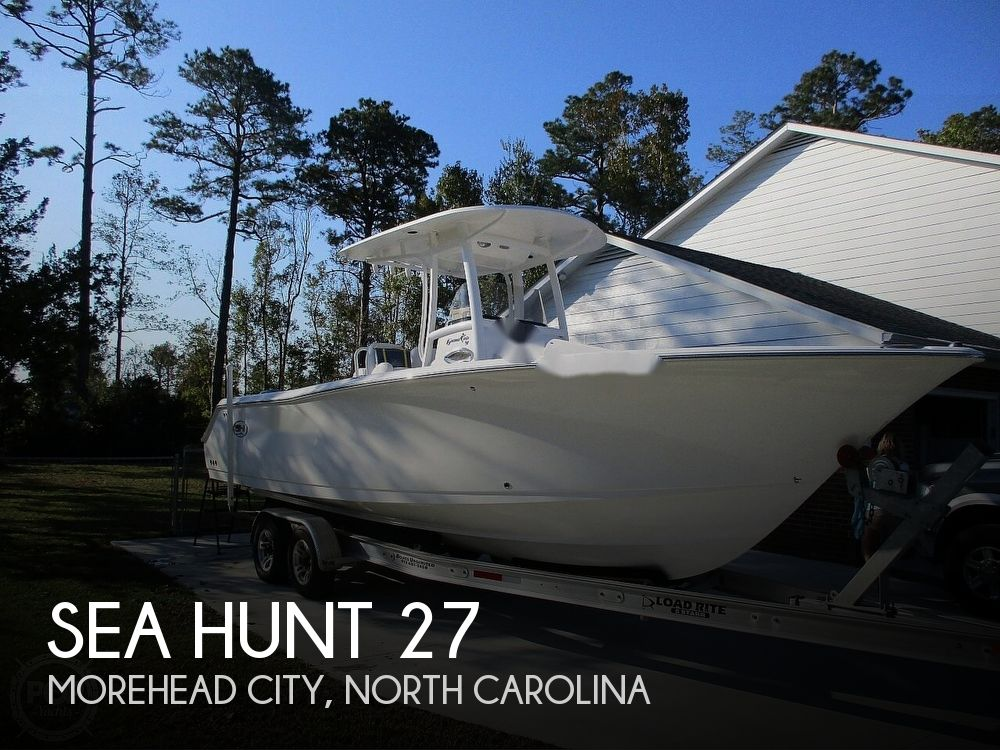 2014 Sea Hunt boat for sale, model of the boat is Gamefish 27 & Image # 1 of 40