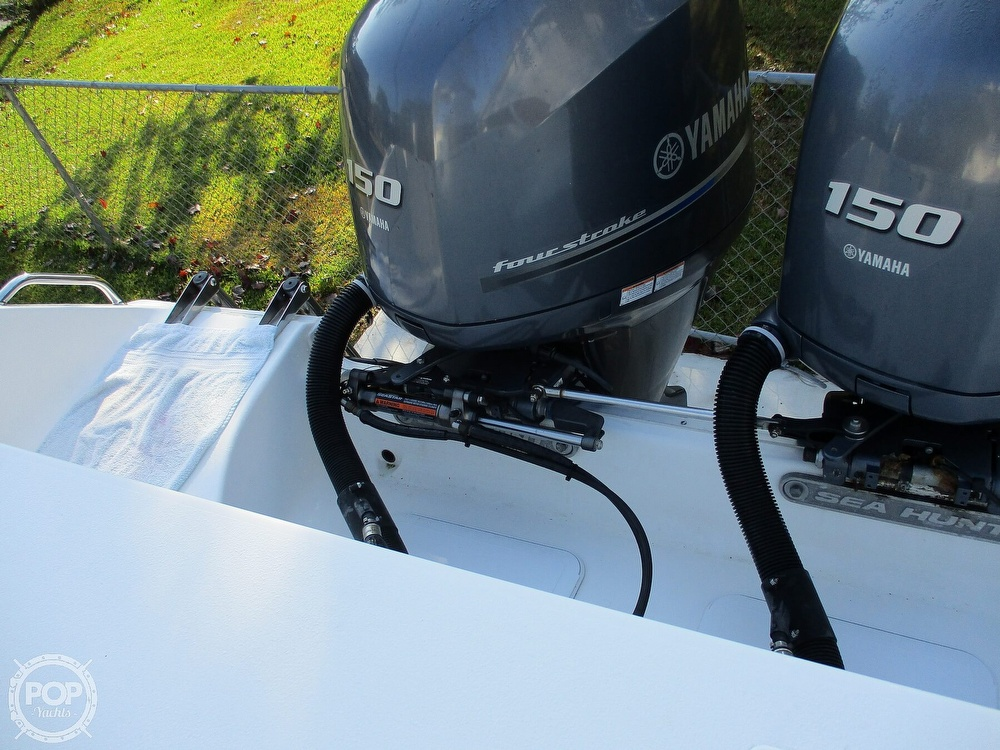 2014 Sea Hunt boat for sale, model of the boat is Gamefish 27 & Image # 33 of 40