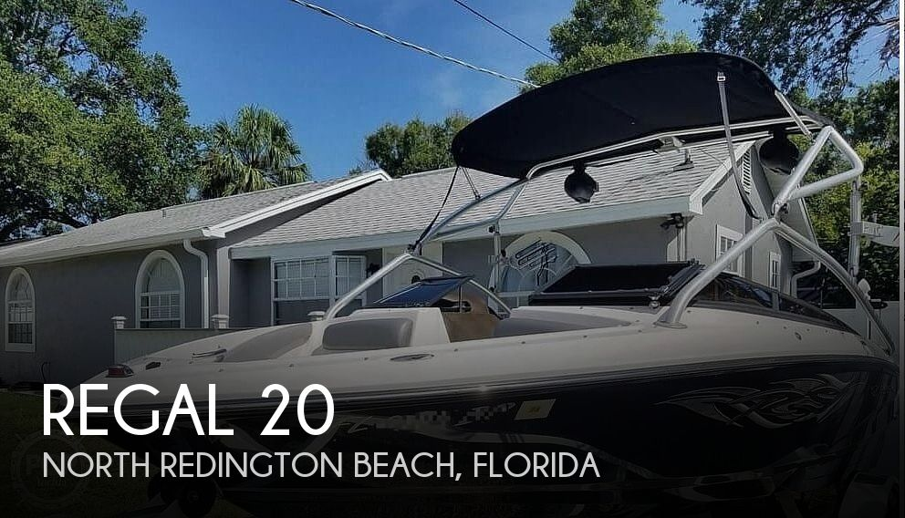 Used Regal 20 Boats For Sale by owner | 2011 Regal 20