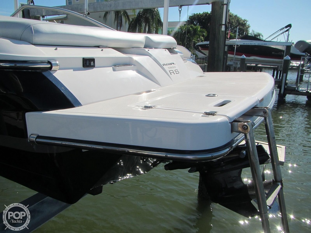 2011 Regal boat for sale, model of the boat is 1900 RS & Image # 24 of 40
