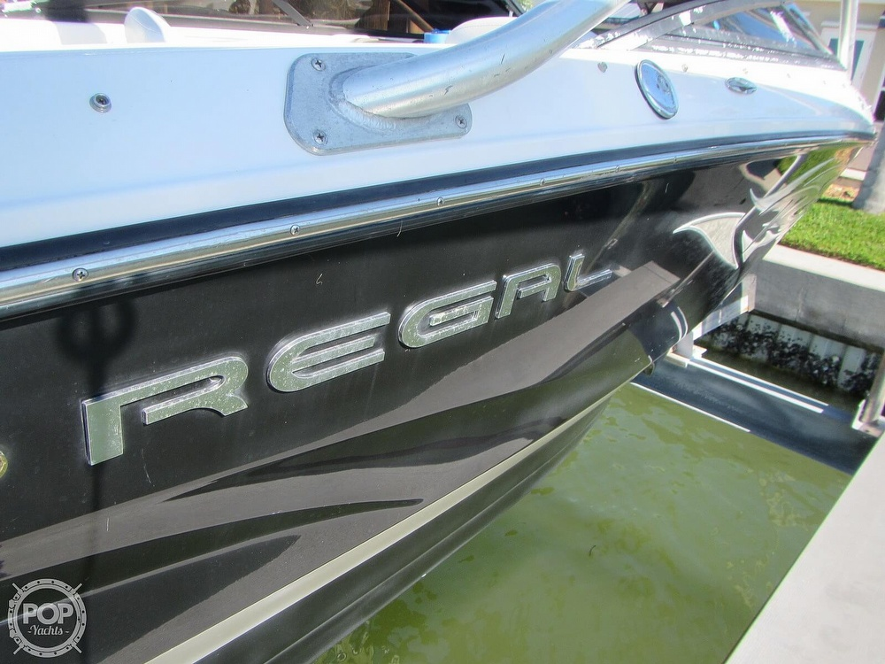 2011 Regal boat for sale, model of the boat is 1900 RS & Image # 40 of 40