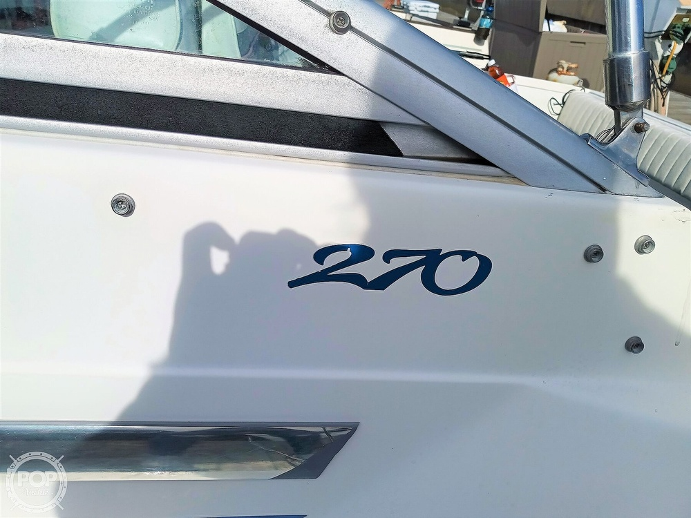 1993 Sea Ray boat for sale, model of the boat is 270 Sundancer & Image # 14 of 40
