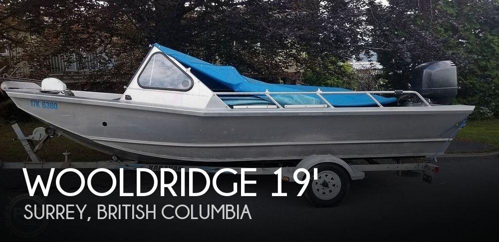 Used Wooldridge Boats For Sale by owner | 2000 19 foot Wooldridge Xtra Plus