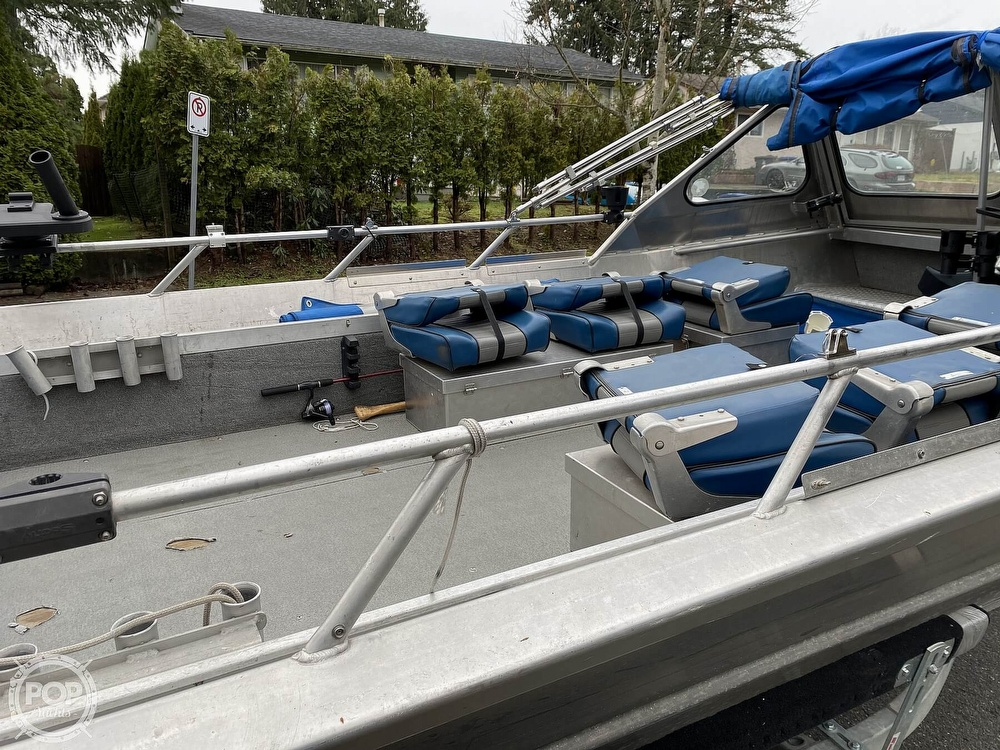 2000 Wooldridge boat for sale, model of the boat is Xtra Plus & Image # 30 of 40