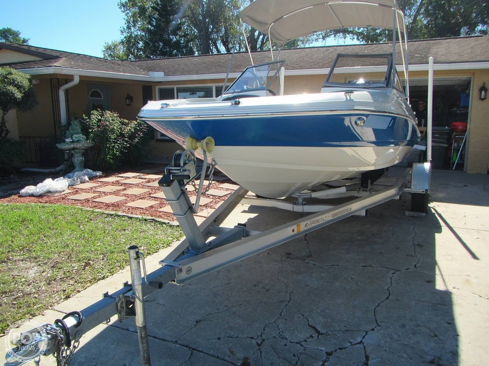 2018 Stingray boat for sale, model of the boat is 191 DC & Image # 16 of 40