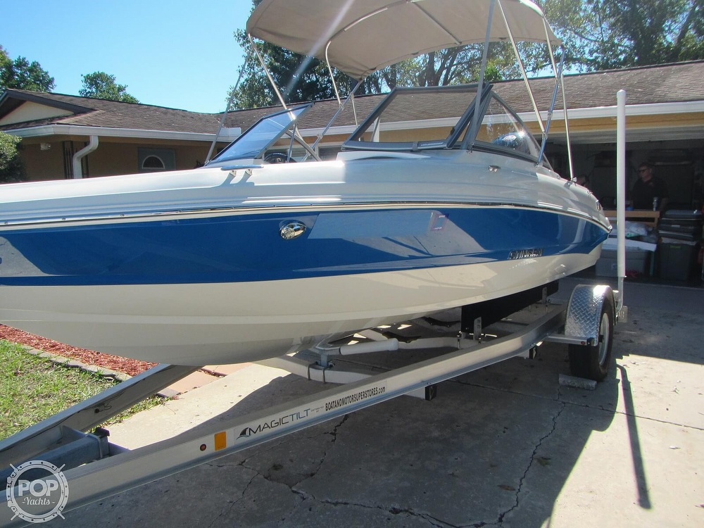 2018 Stingray boat for sale, model of the boat is 191 DC & Image # 17 of 40