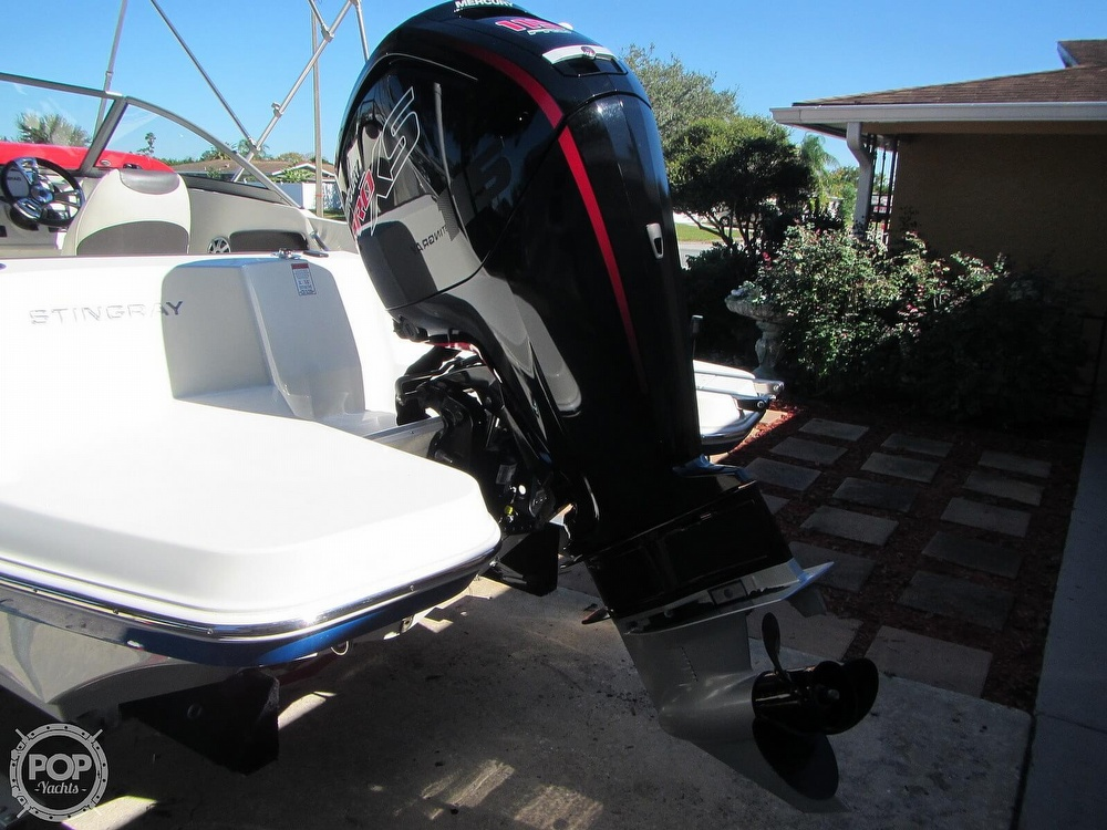 2018 Stingray boat for sale, model of the boat is 191 DC & Image # 26 of 40