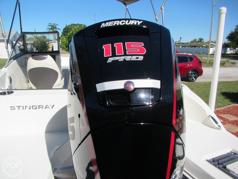 2018 Stingray boat for sale, model of the boat is 191 DC & Image # 35 of 40