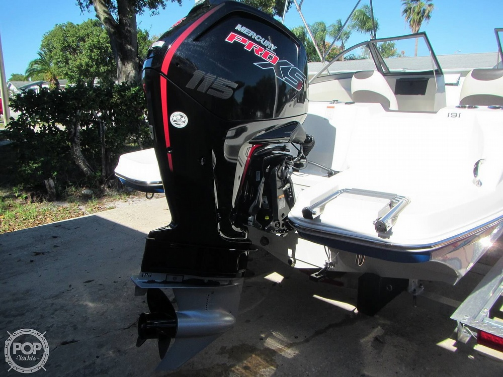 2018 Stingray boat for sale, model of the boat is 191 DC & Image # 36 of 40