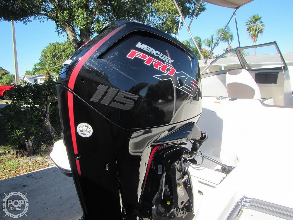 2018 Stingray boat for sale, model of the boat is 191 DC & Image # 7 of 40