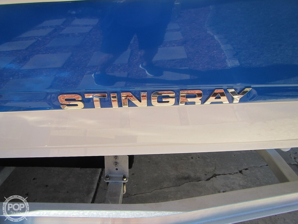 2018 Stingray boat for sale, model of the boat is 191 DC & Image # 8 of 40