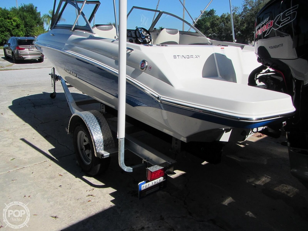 2018 Stingray boat for sale, model of the boat is 191 DC & Image # 22 of 40