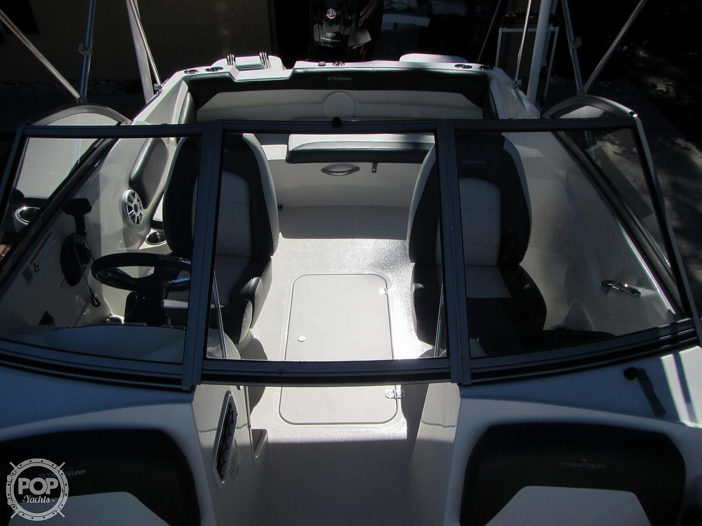 2018 Stingray boat for sale, model of the boat is 191 DC & Image # 11 of 40
