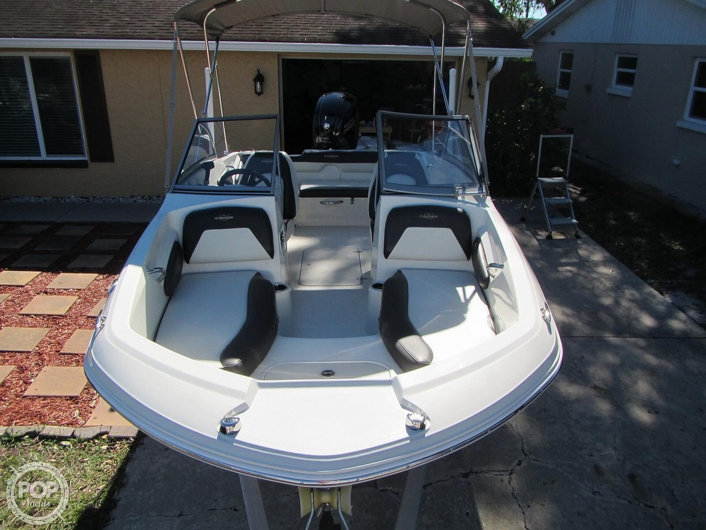2018 Stingray boat for sale, model of the boat is 191 DC & Image # 2 of 40