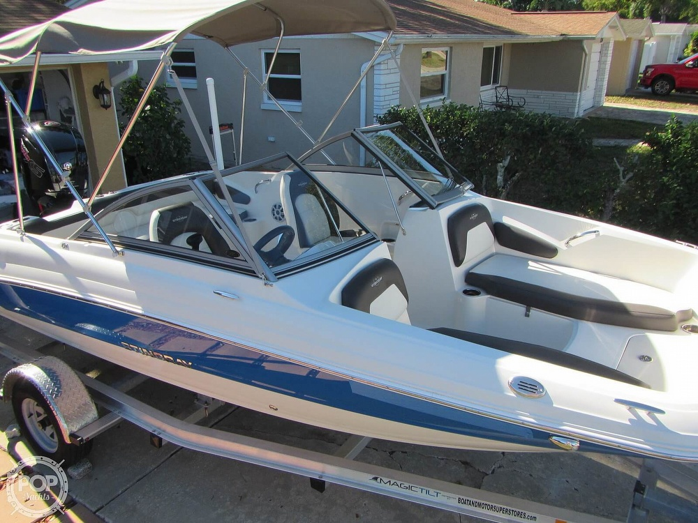 2018 Stingray boat for sale, model of the boat is 191 DC & Image # 5 of 40