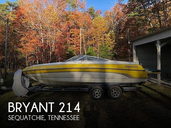 2005 Bryant boat for sale, model of the boat is 214 & Image # 1 of 10
