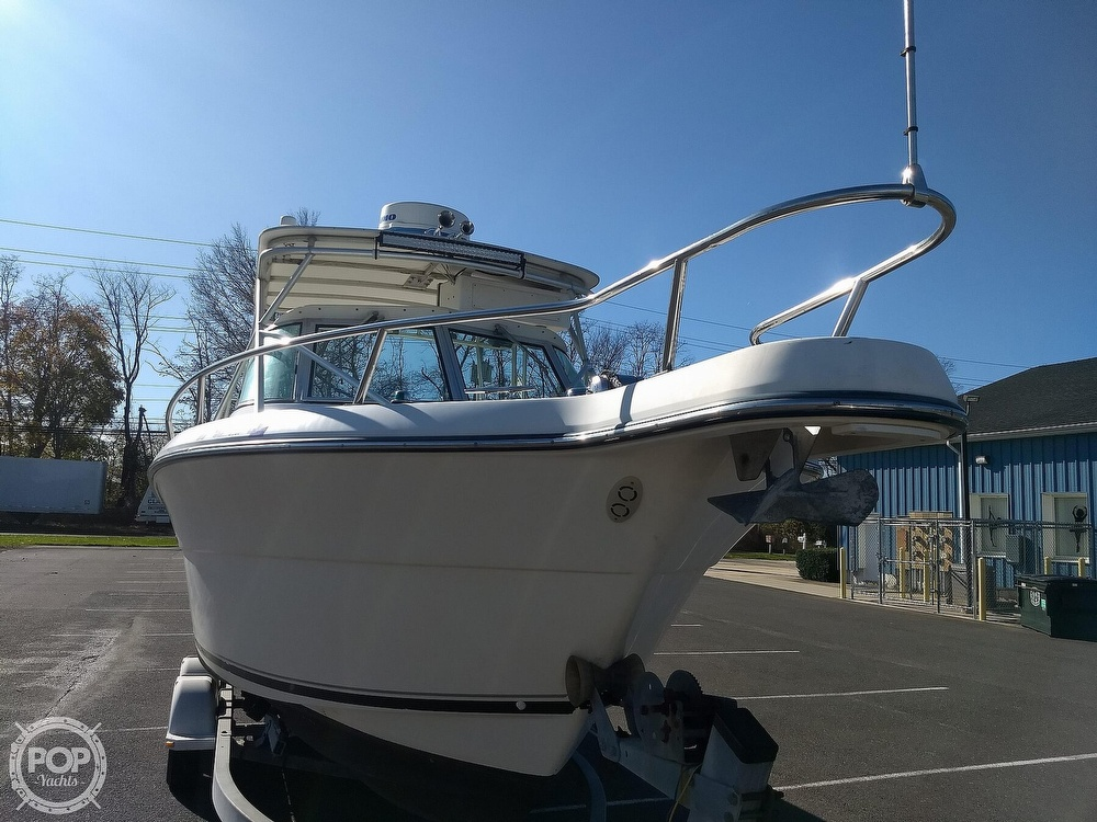 2003 Pursuit boat for sale, model of the boat is 2670 Denali LS & Image # 5 of 40