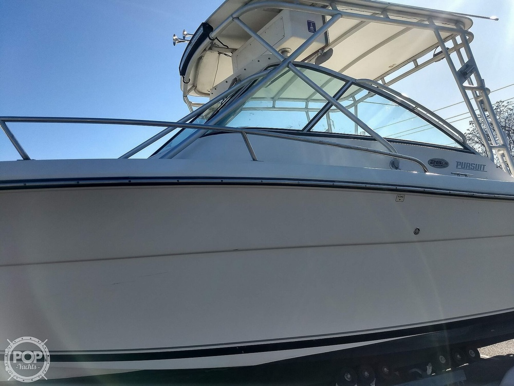 2003 Pursuit boat for sale, model of the boat is 2670 Denali LS & Image # 6 of 40