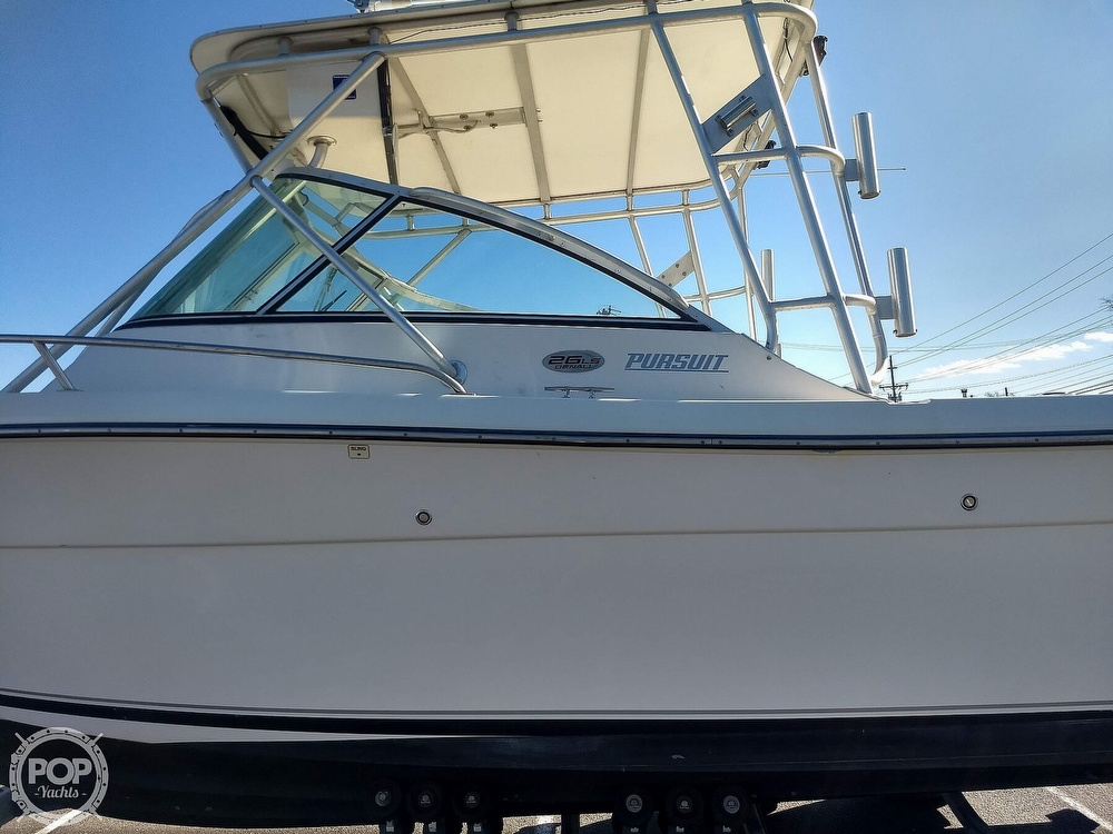 2003 Pursuit boat for sale, model of the boat is 2670 Denali LS & Image # 7 of 40
