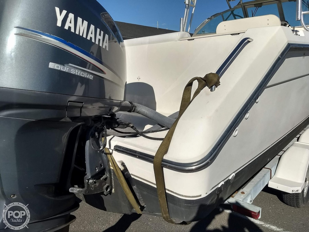 2003 Pursuit boat for sale, model of the boat is 2670 Denali LS & Image # 12 of 40