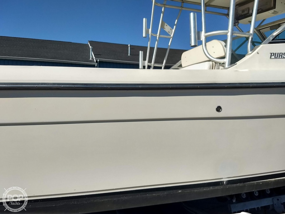 2003 Pursuit boat for sale, model of the boat is 2670 Denali LS & Image # 14 of 40