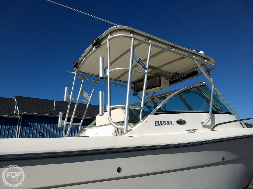 2003 Pursuit boat for sale, model of the boat is 2670 Denali LS & Image # 15 of 40