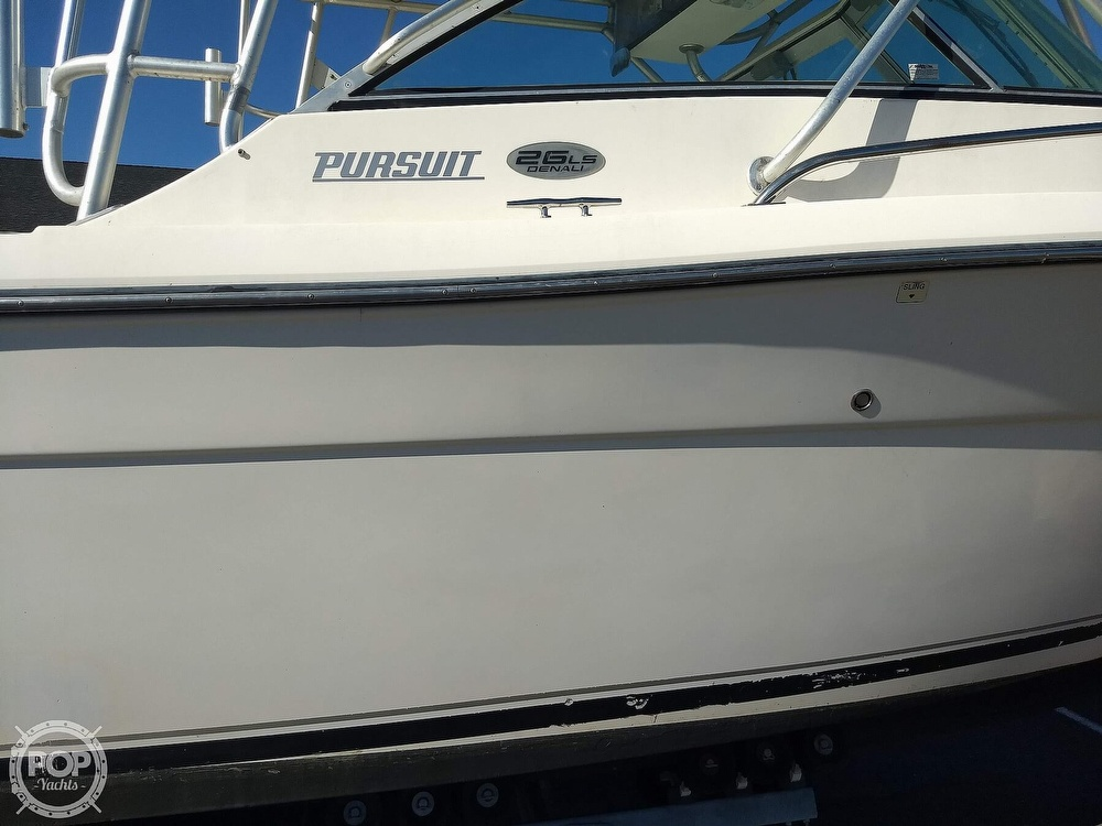 2003 Pursuit boat for sale, model of the boat is 2670 Denali LS & Image # 16 of 40