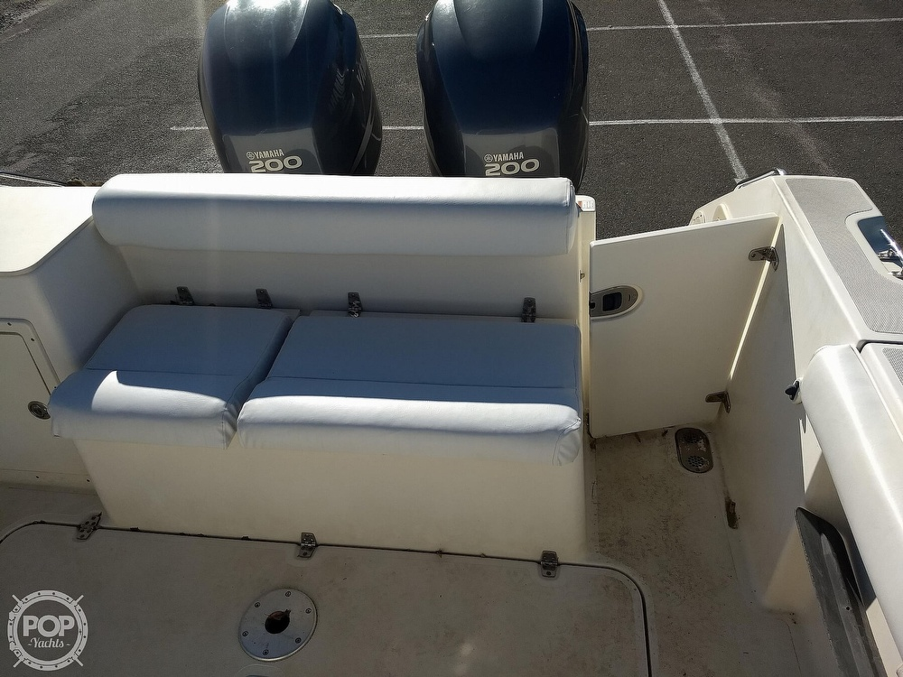 2003 Pursuit boat for sale, model of the boat is 2670 Denali LS & Image # 22 of 40