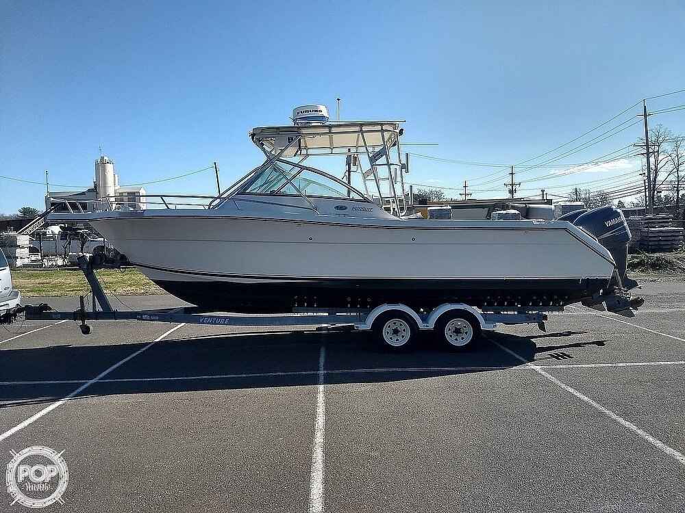 2003 Pursuit boat for sale, model of the boat is 2670 Denali LS & Image # 2 of 40