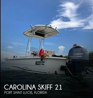 Used Carolina Skiff Boats For Sale by owner | 2019 21 foot Carolina Skiff DLX
