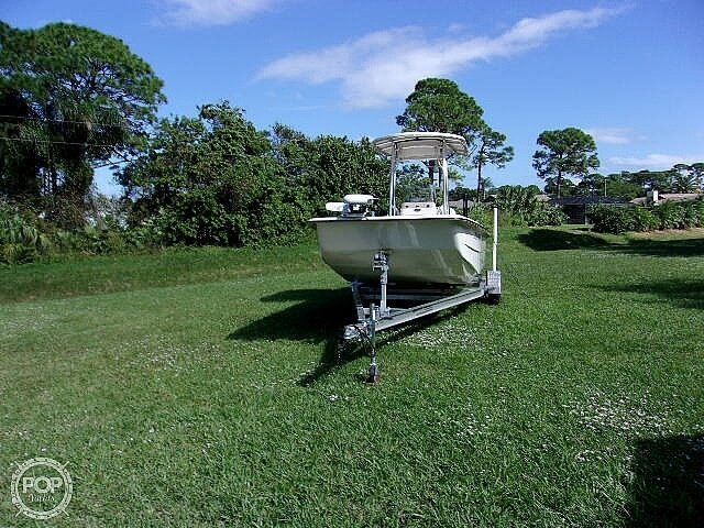 2019 Carolina Skiff boat for sale, model of the boat is 21 DLX & Image # 3 of 40