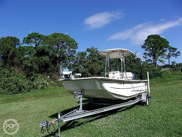 2019 Carolina Skiff boat for sale, model of the boat is 21 DLX & Image # 4 of 40