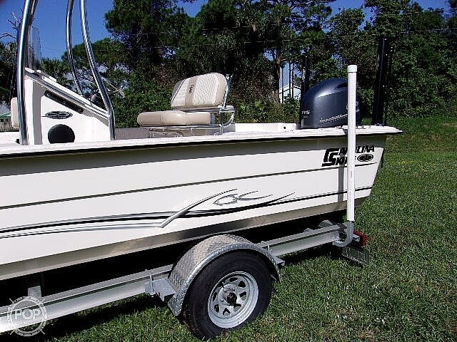 2019 Carolina Skiff boat for sale, model of the boat is 21 DLX & Image # 6 of 40