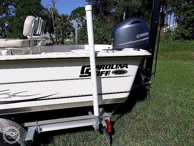 2019 Carolina Skiff boat for sale, model of the boat is 21 DLX & Image # 7 of 40