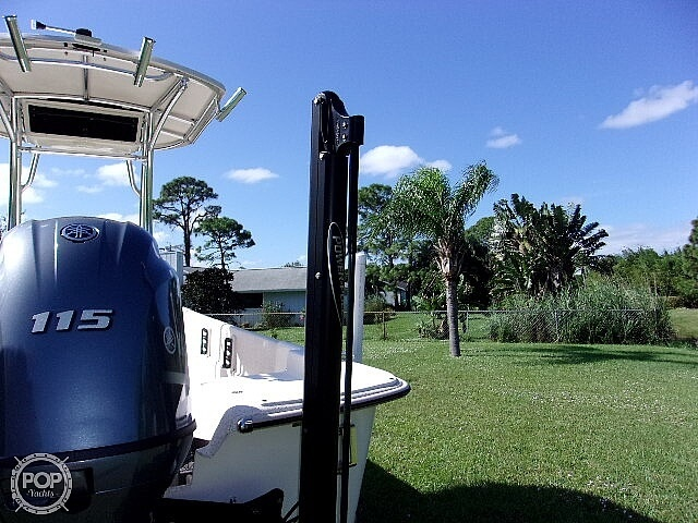 2019 Carolina Skiff boat for sale, model of the boat is 21 DLX & Image # 14 of 40