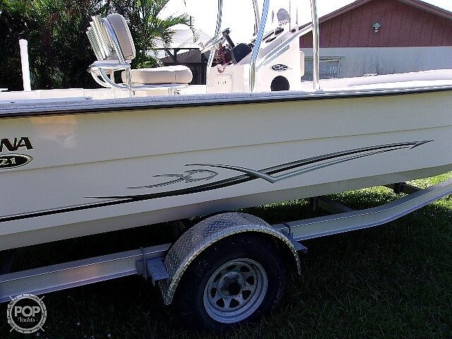 2019 Carolina Skiff boat for sale, model of the boat is 21 DLX & Image # 22 of 40