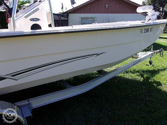 2019 Carolina Skiff boat for sale, model of the boat is 21 DLX & Image # 23 of 40