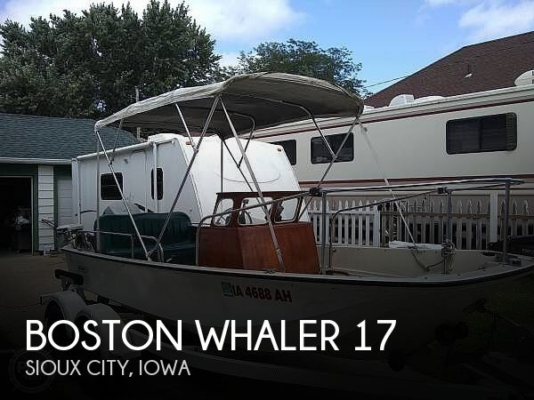 Used Boston Whaler 17 Boats For Sale by owner | 1974 Boston Whaler Nauset 17