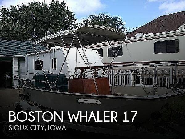 1974 Boston Whaler boat for sale, model of the boat is Nauset 17 & Image # 1 of 8