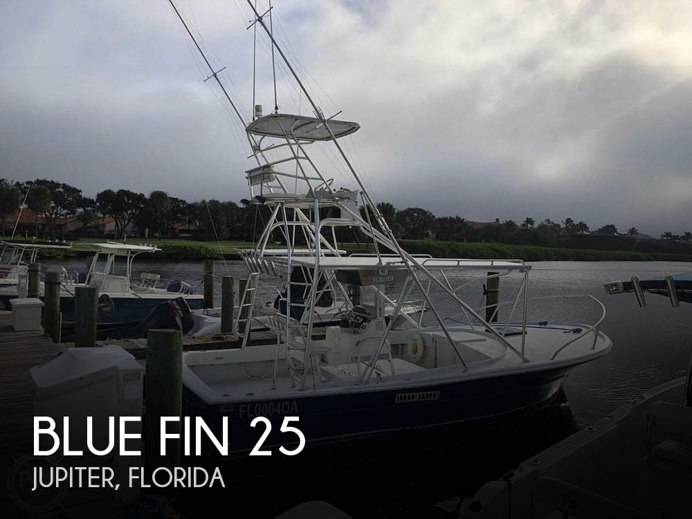 Used Blue Fin Boats For Sale by owner | 1976 Blue Fin 25
