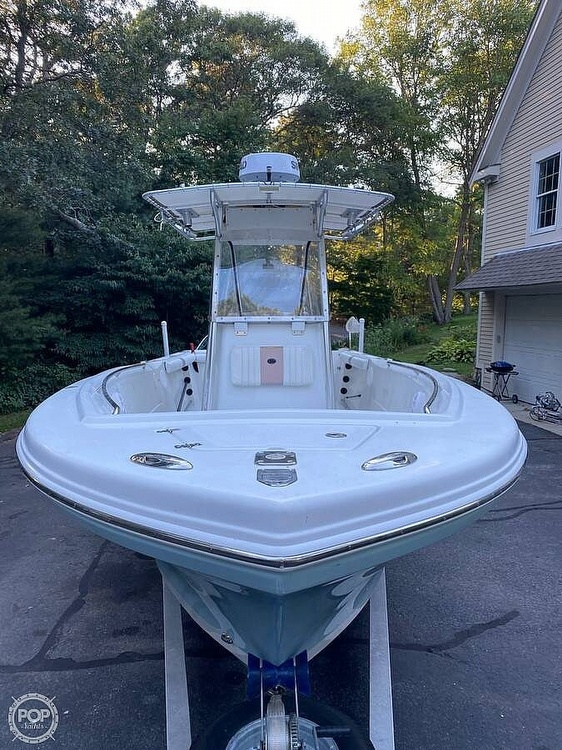 2005 Sailfish boat for sale, model of the boat is 266 & Image # 2 of 40