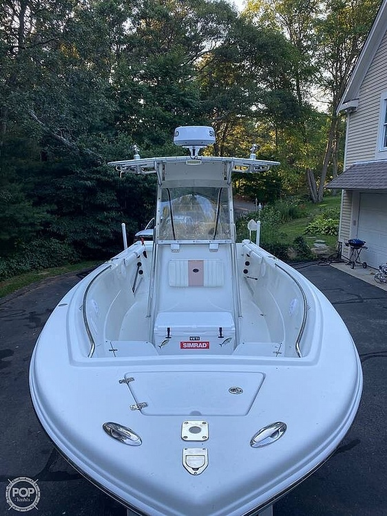 2005 Sailfish boat for sale, model of the boat is 266 & Image # 3 of 40