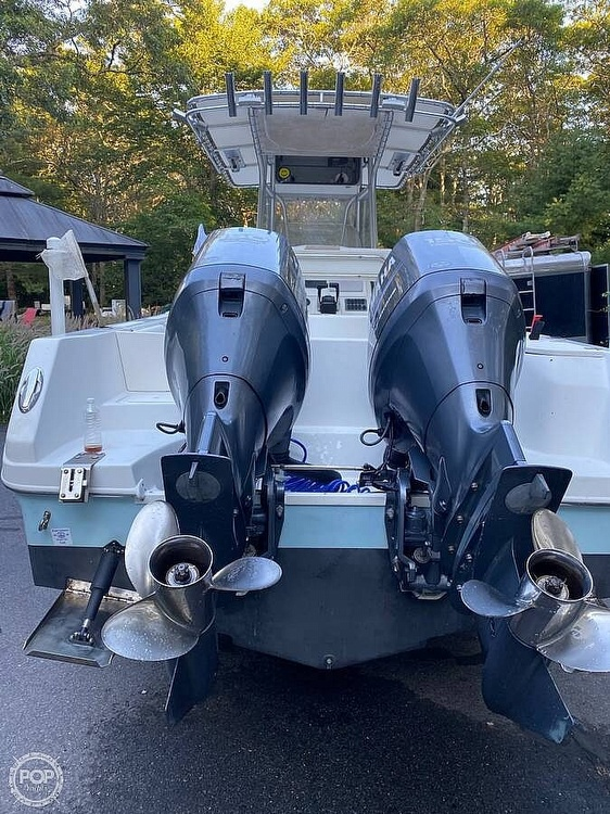 2005 Sailfish boat for sale, model of the boat is 266 & Image # 13 of 40