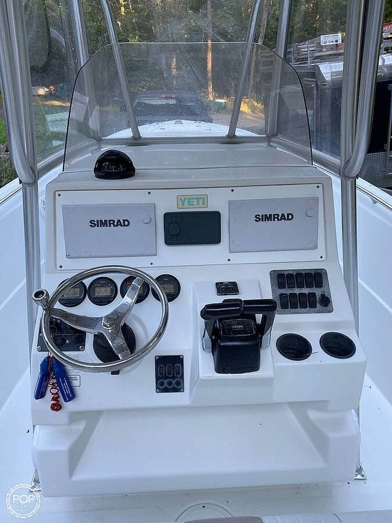2005 Sailfish boat for sale, model of the boat is 266 & Image # 14 of 40