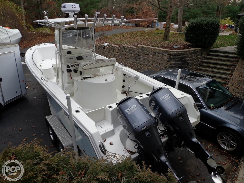 2005 Sailfish boat for sale, model of the boat is 266 & Image # 17 of 40