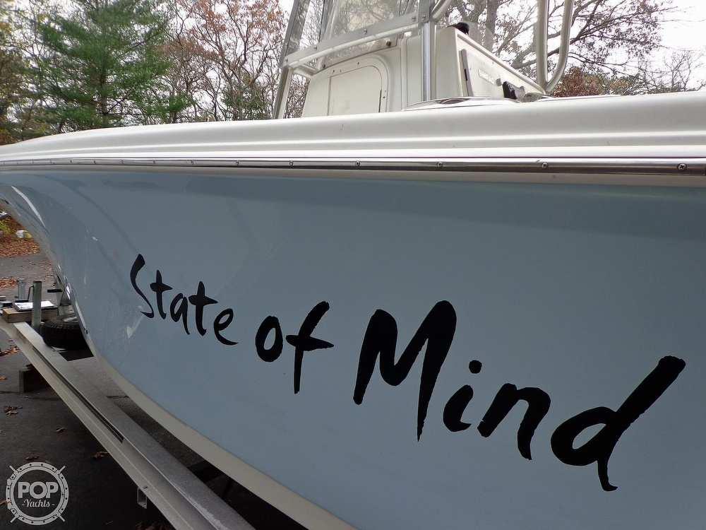 2005 Sailfish boat for sale, model of the boat is 266 CC & Image # 16 of 40