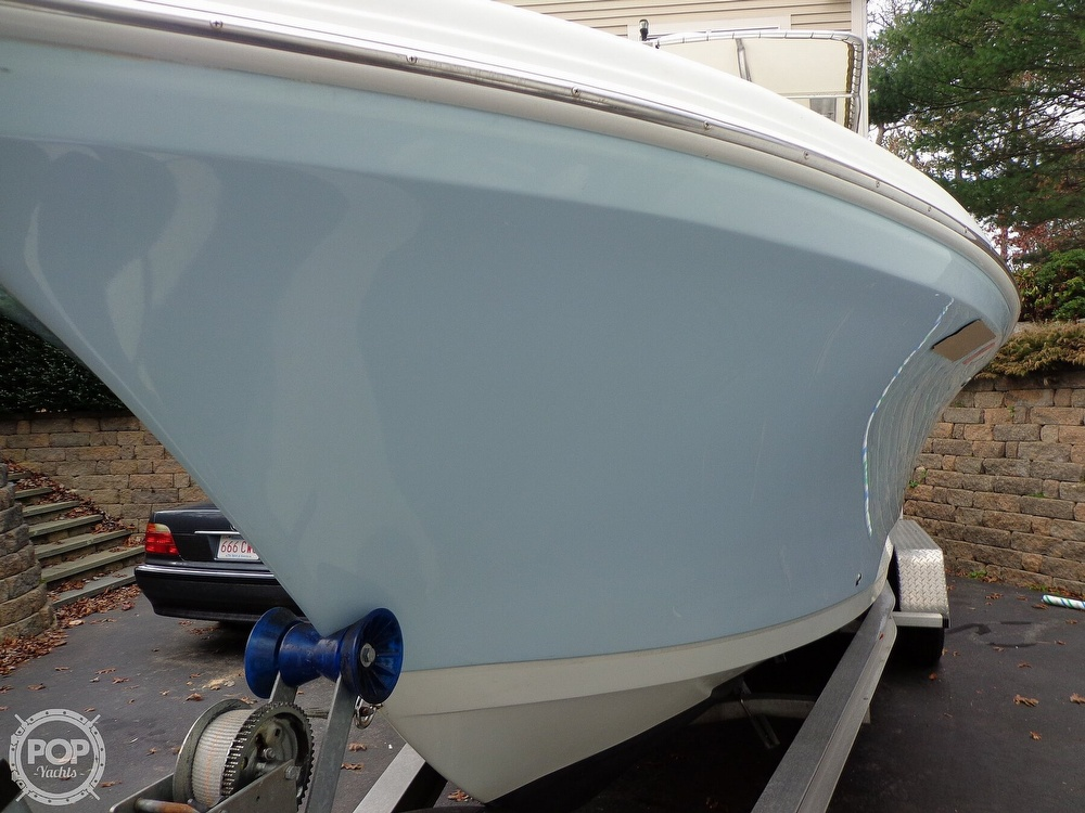 2005 Sailfish boat for sale, model of the boat is 266 CC & Image # 19 of 40