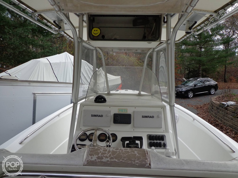 2005 Sailfish boat for sale, model of the boat is 266 CC & Image # 21 of 40