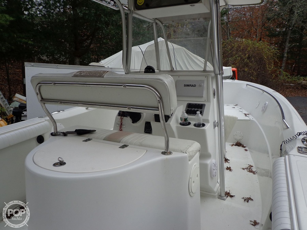 2005 Sailfish boat for sale, model of the boat is 266 CC & Image # 22 of 40