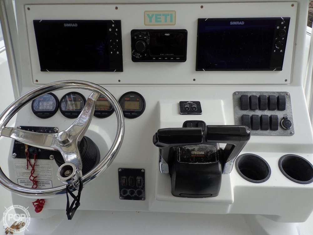 2005 Sailfish boat for sale, model of the boat is 266 CC & Image # 23 of 40
